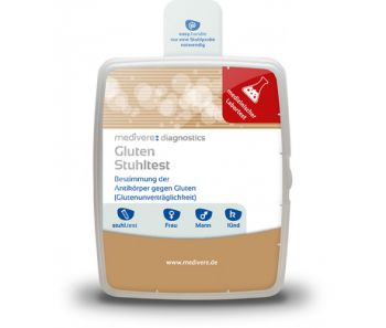 Gluten Stuhltest - careshop360.de