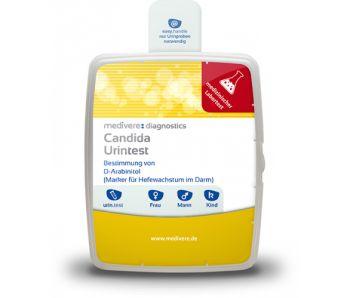 Candida Urintest - careshop360.de